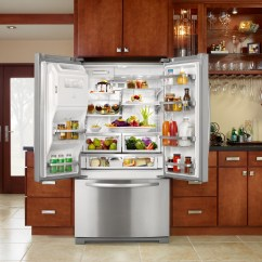 Kitchen Refrigerator Remodels Before And After Appliance Review The Best In India Eff Times