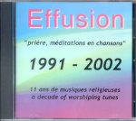 EFFUSION (1991 - 2002)