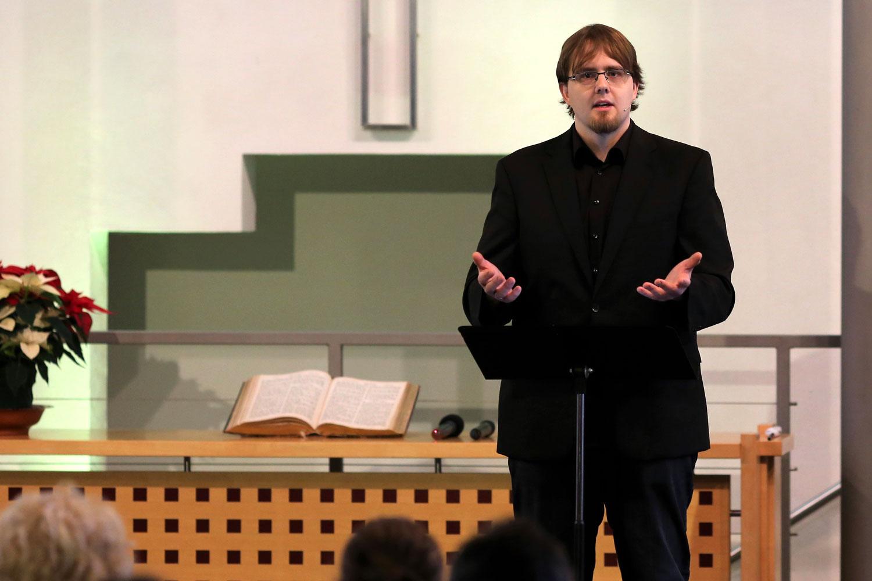 Predigt von Bernhard Grün am 04.02.2018 in der EFG Herford