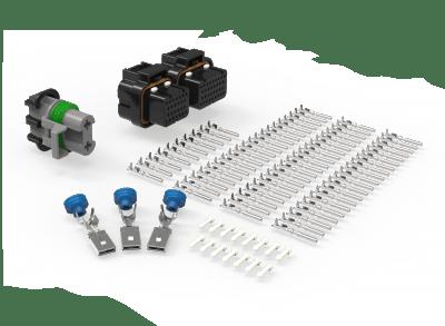 ECU Connector Kit for Holley EFI HP or Terminator X ECU