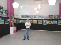 Exposición Víctor Juez