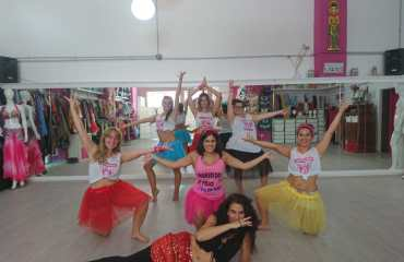 despedida soltera, curso bollywood