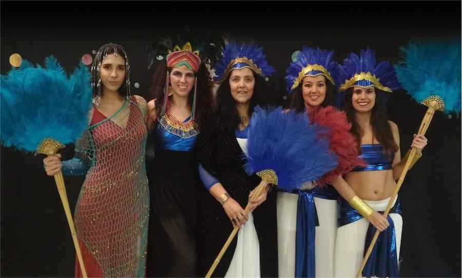 Conferencia y Exhibición de Danza: El Firmamento en el Antiguo Egipto