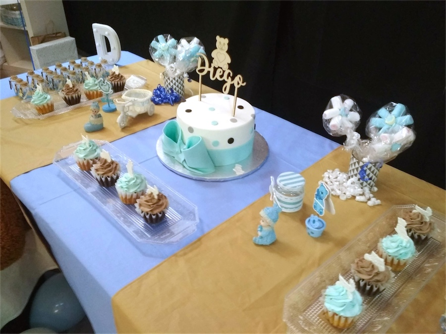 Baby Shower de Diego
