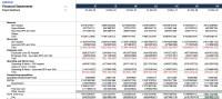 Hospital Financial Model
