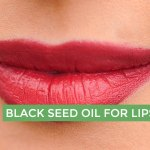 Black Seed Oil for Lips