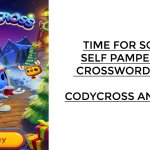 Time for Some Self Pampering Crossword Clue