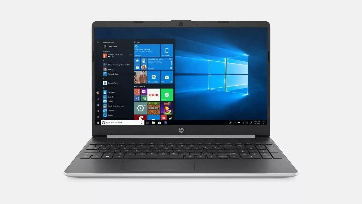 2020 HP 15 Touchscreen Premium Laptop
