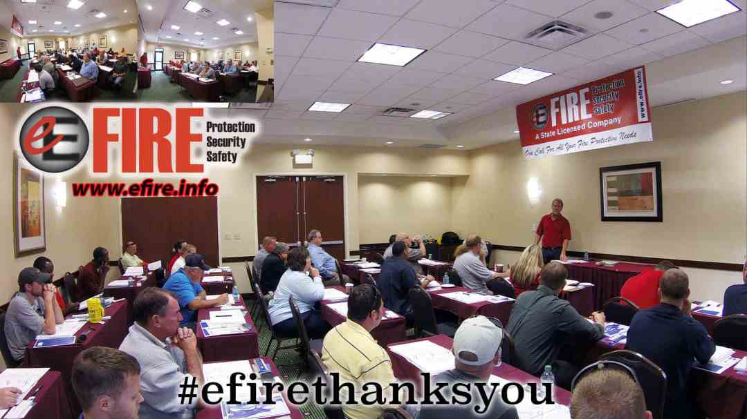 E-Fire Education Training