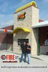 E Fire and Sonic Tupelo MS