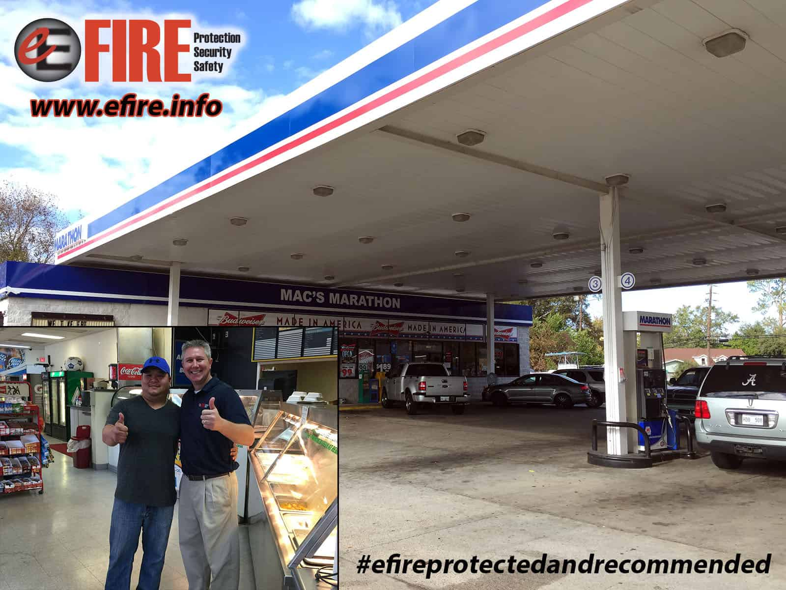E Fire Tupelo E Fire Protection Security and Safety