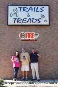 Trails & Trends and E Fire