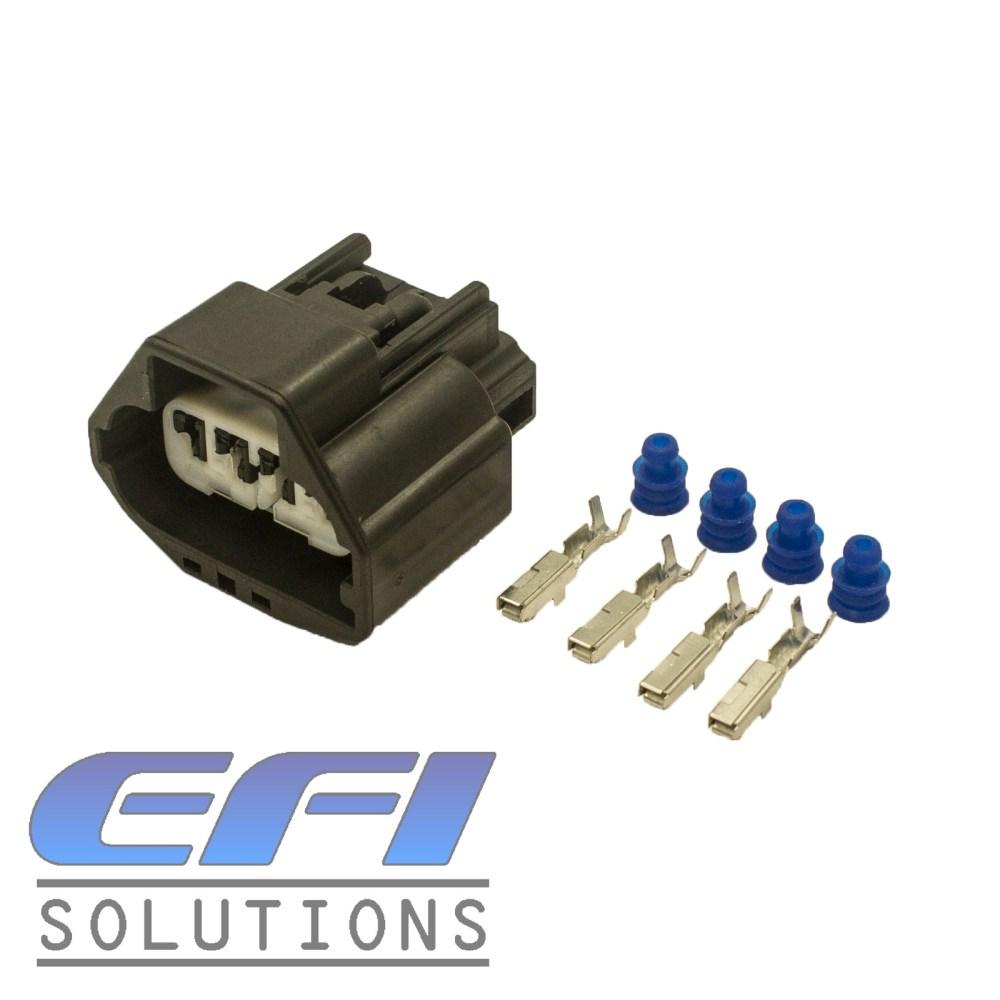 medium resolution of 4 pin connector map sensor ford
