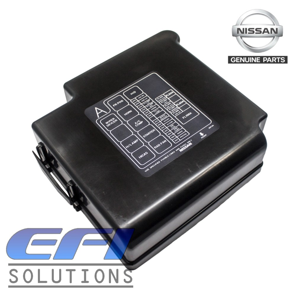 medium resolution of genuine nissan fuse box cover jdm s15 200sx silvia relay nissan fuse box cover