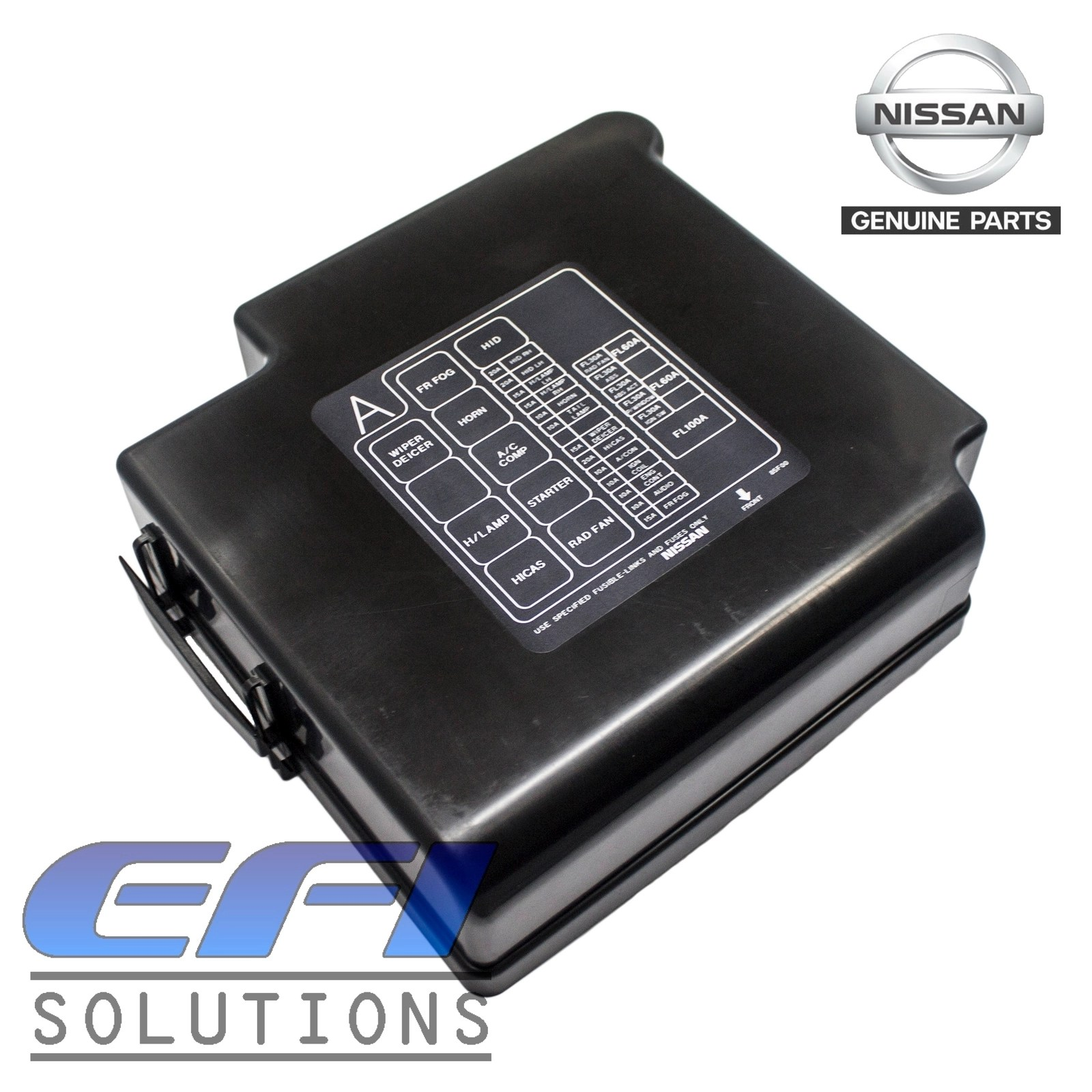 hight resolution of genuine nissan fuse box cover jdm s15 200sx silvia relay nissan fuse box cover