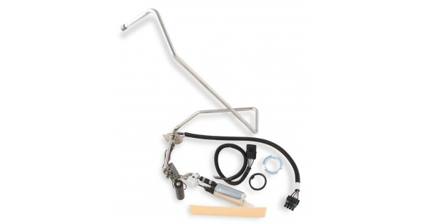 Holley 12-304 OE-Style Fuel Pump Module  Ships Free at
