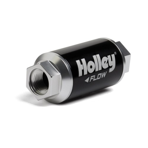 small resolution of  10 100 gph hp billet fuel filter 100 micron 3 8