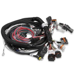 holley 558 116 main harness ships free at efisystempro com gen iii hemi w holley throttle body and late crank cam sensors [ 1000 x 1000 Pixel ]