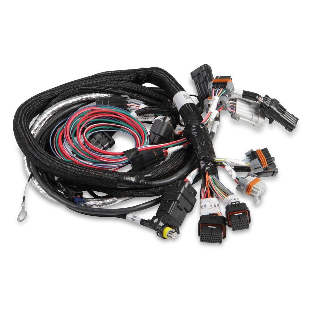 hight resolution of holley 558 116 main harness ships free at efisystempro com gen iii hemi w holley throttle body and late crank cam sensors