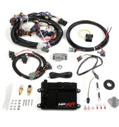 holley 550 604n hp ecu harness ships free at efisystempro com and kit universal mpfi with ntk sensor [ 1000 x 1000 Pixel ]