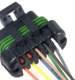 the image at the right shows you the location of the wires on the sniper 10 pin connector and the list below provides the individual colors for each signal  [ 1200 x 900 Pixel ]