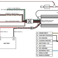 Msd 6a Wiring Diagram Ford 02 Saturn Sl1 Demystifying Holley Terminator And Sniper Ignition Hookup