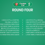Carabao Cup Round Four Draw Confirmed News Efl