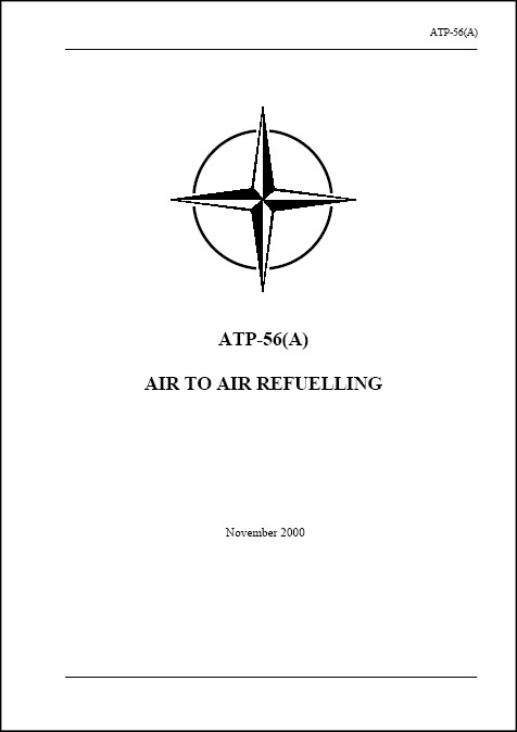 NATO Air Refueling Procedures (part# ATP-56A)