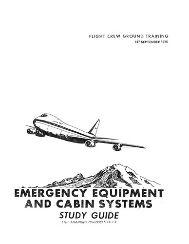 Boeing B-747 Emergency Equip. Study Guide 1975 (part