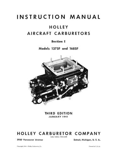 Holley Carburetor Company