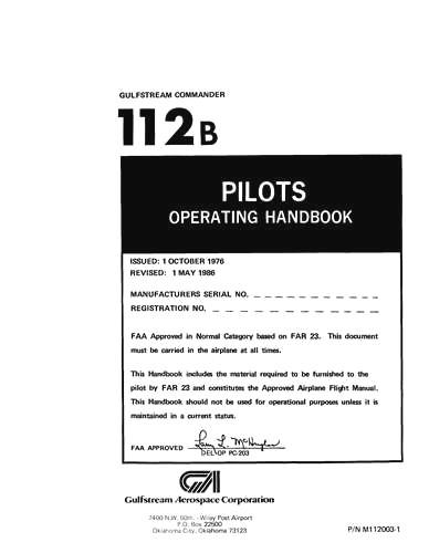 Aero Commander 112-B-TC-TCA