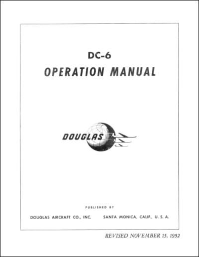 Douglas DC-6 Series