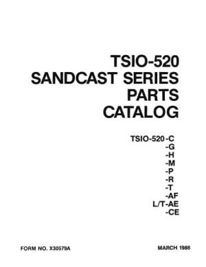 Teledyne Continental Motors Parts Catalog  impremedia