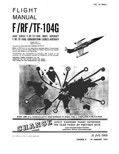 Lockheed F-104 Series