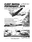Douglas C-47 Pilot Training Manual Flight Manual (part# 1C