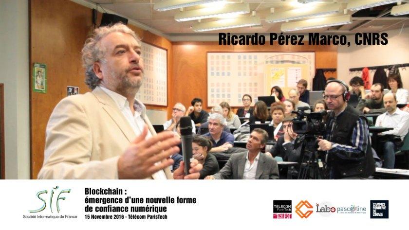 Ricardo Pèrez-Marco - CNRS