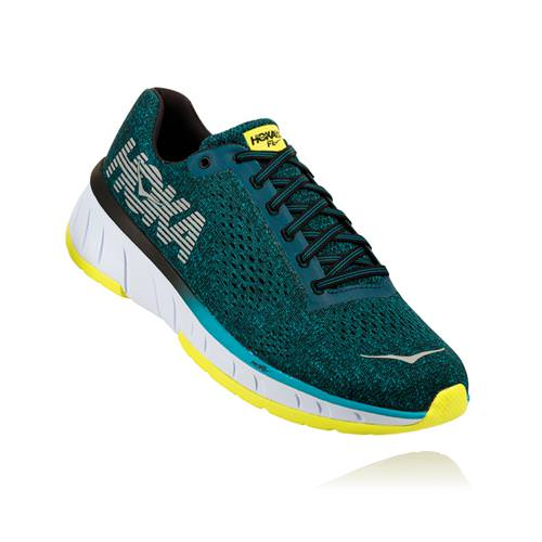 Hoka One One Cavu Men's Caribbean Sea Black 1019281 CSBLC