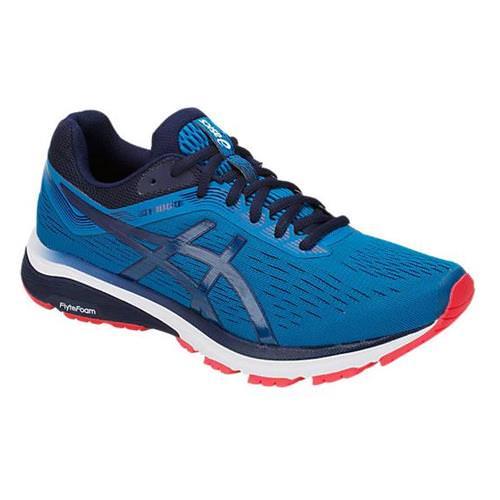 Asics GT-1000 7 Men's Running Shoe Race Blue Peacoat 1011A042 400