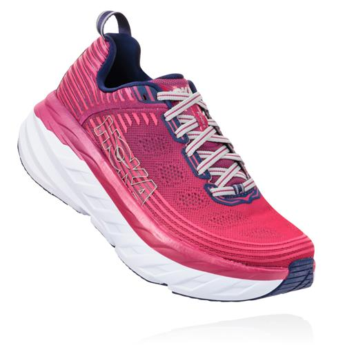 Hoka One One Bondi 6 Women's Boysenberry Blue Depths 1019270 BBDH