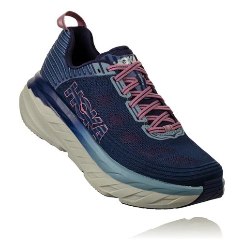 Hoka One One Bondi 6 Women's Marlin Ribbon Blue 1019270 MBRB