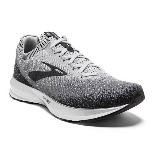 Brooks Levitate 2 Women's Running Grey Ebony White 1202791B178