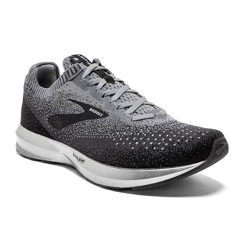 Brooks Levitate 2 Men's Running Black Grey Ebony 1102901D060