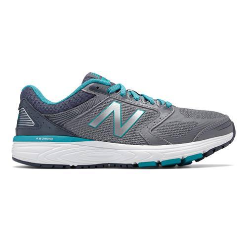 New Balance 560v7 Womens Wide D Running Silver Mink W560LS7