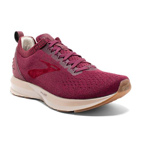 Brooks Levitate 2 LE Women's Running Fig Sangria Metallic 1202911B626