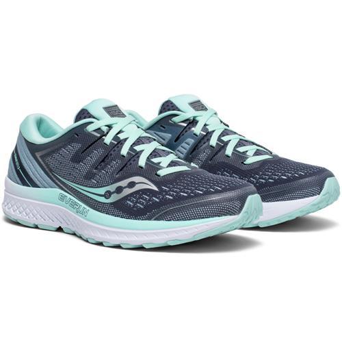 Saucony Guide ISO 2 Women's Running Slate Aqua S10464-1