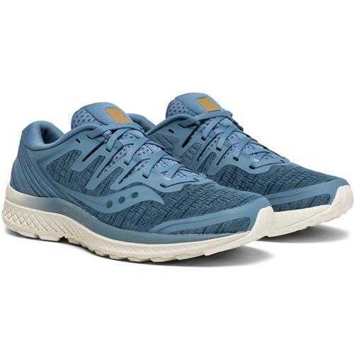 Saucony Guide ISO 2 Women's Running Blue Shade S10464-41