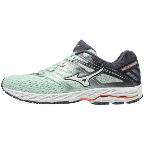 Mizuno Wave Shadow 2 Women's Running Misty Jade White 411000.4200