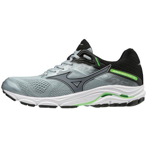 Mizuno Wave Inspire 15 Men's Running Shoes Quarry Stormy Weather 411050.9U9J