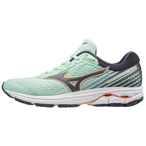 Mizuno Wave Rider 22 Women's Running Misty Jade Graphite 410990.429G