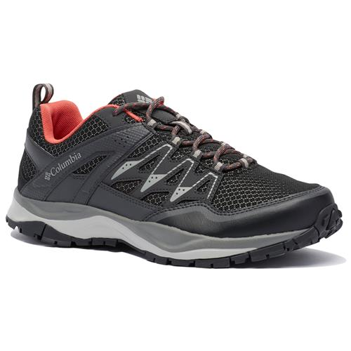 Columbia Wayfinder Women's Hiking Shoe Black Coral 1827091 010